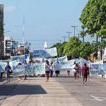 Apoiadores de Bolsonaro começam a chegar em ginásio de Breves